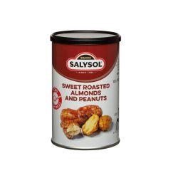 SALYSOL מיקס בוטנים שקדים מקורמלים 135 גרם