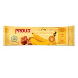 פראוד חטיף חלבון בננה טופי 60 גרם