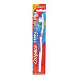 קולגייט מברשת שיניים אקסטרא קלין בודד