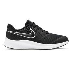 נייקי נעלי ספורט  38.5 שחור לבן STAR RUNNER 2GS