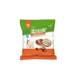 אנרג'י פריכיות תחתית שוקולד חלב 80 גרם