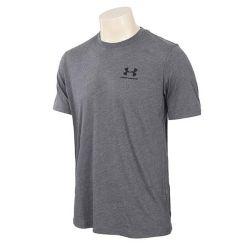 אנדר ארמור  חולצה גבר אפורה XL