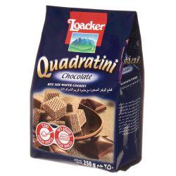 קואדרטיני וופל שוקולד 250 גרם